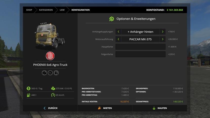 Tatra 158 V 0.9.5.0