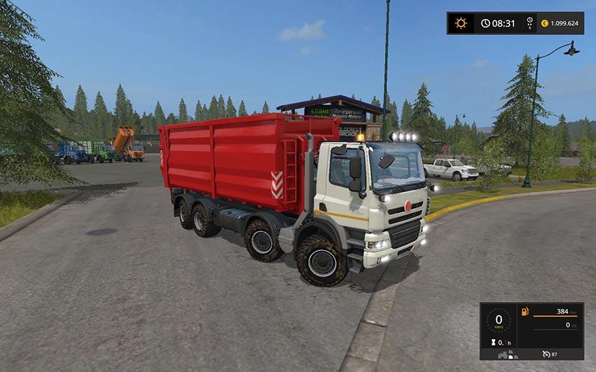 Tatra Phoenix 8x8 It Runner v 1.0
