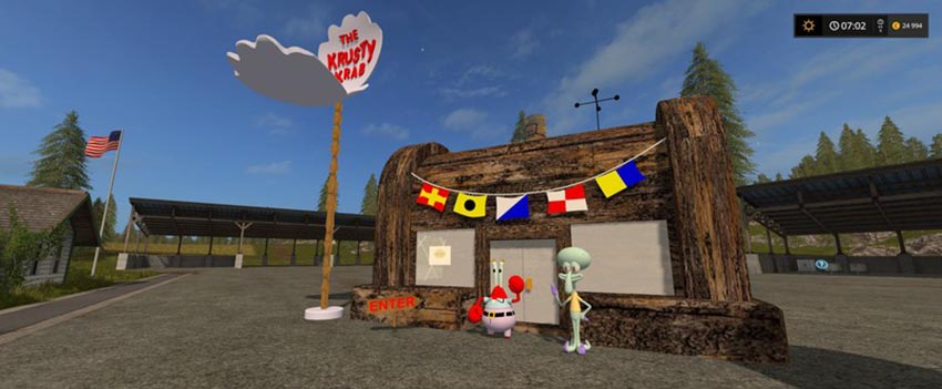 The Krusty Krab V 1.1