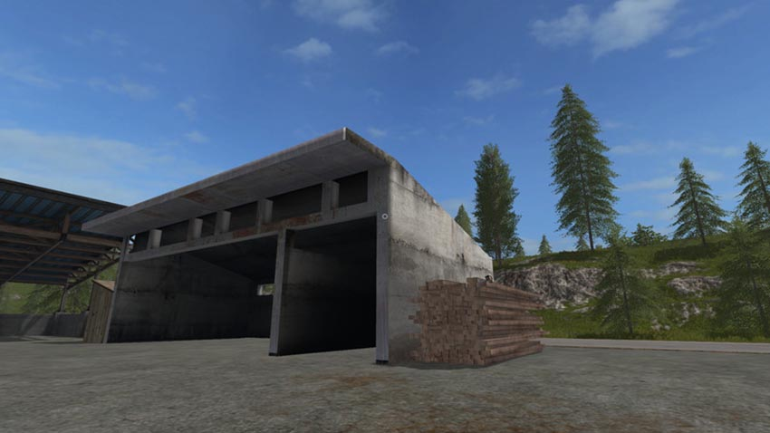 Toolshed crop storage placeable V 1.0