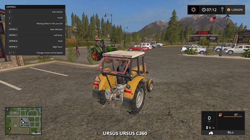 Ursus C 360