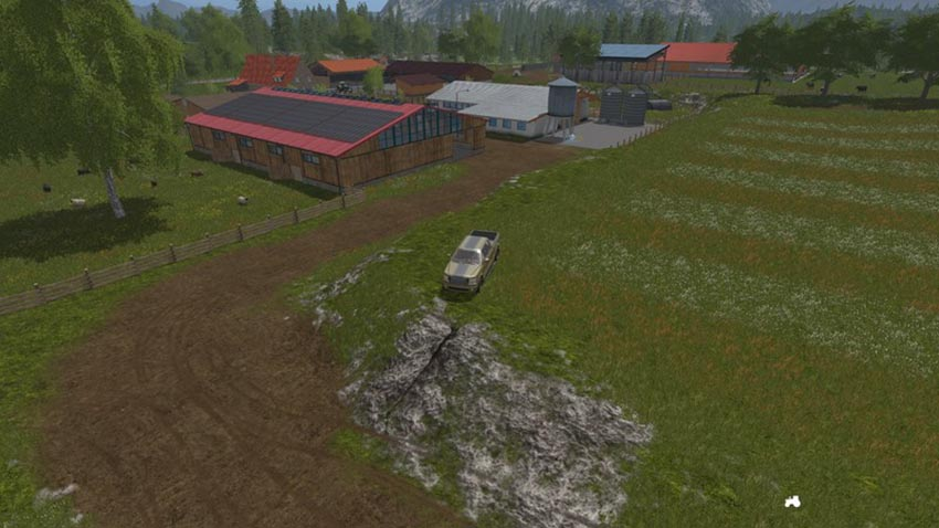 Us Valley New Court V 1.1
