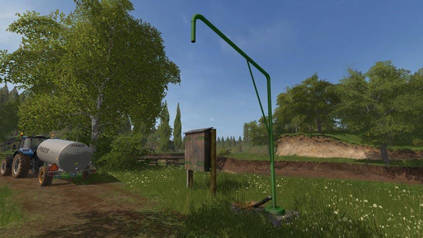Water pump station V 1.0