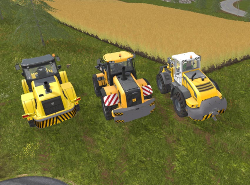 Wheel loaders weights V 1.0