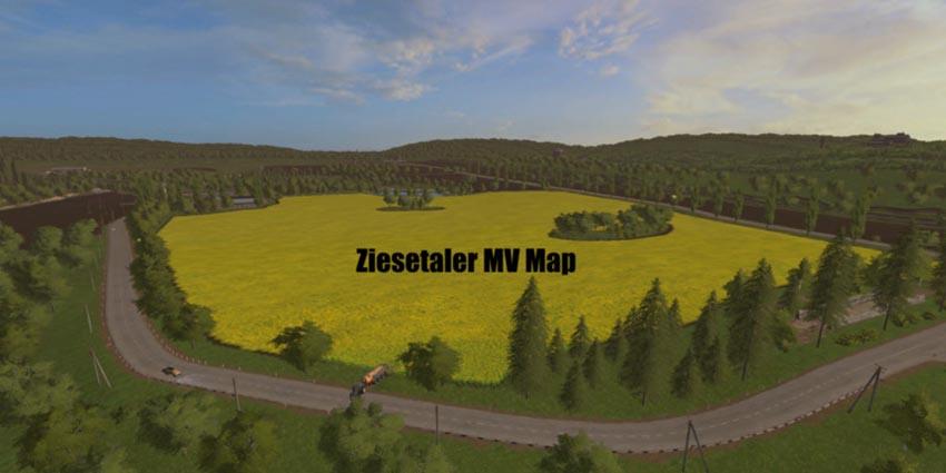 Ziesetaler MV Map V 1.0