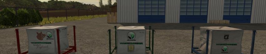 Big bag GDM pallet capacity v 1.0