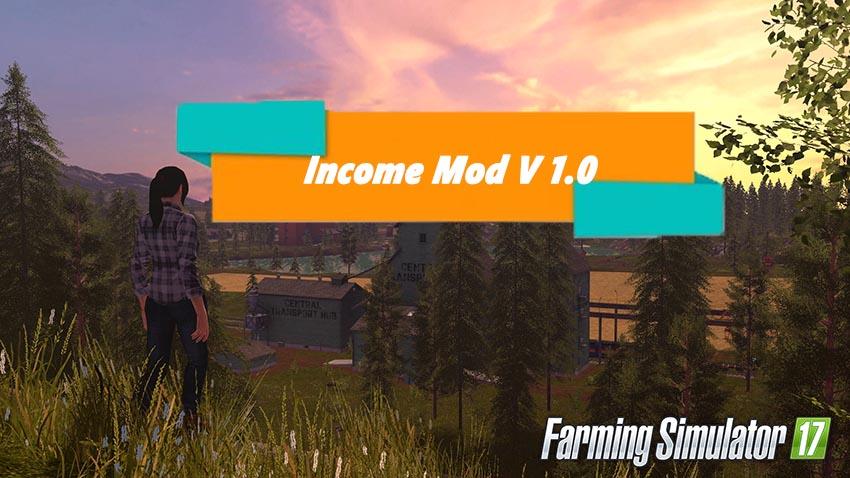 Income Mod V 1.0