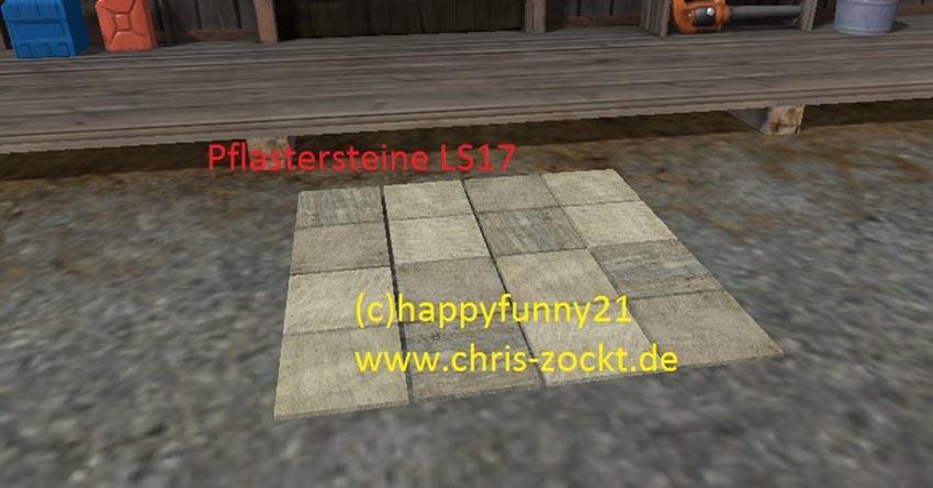 Paving stones V 1.0