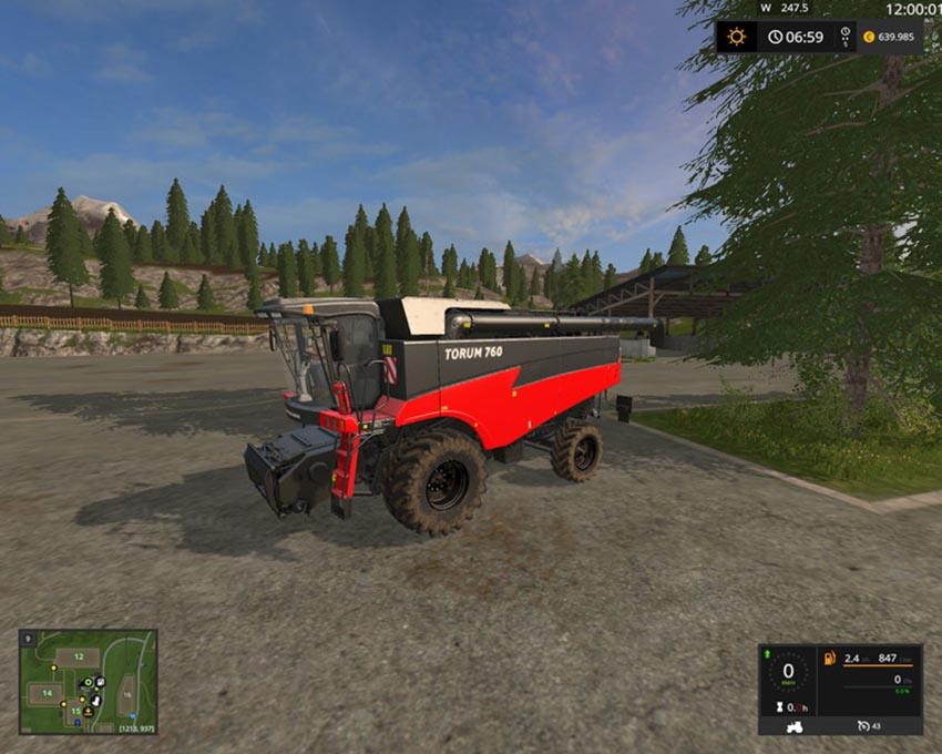 Torum 760 V 1.0