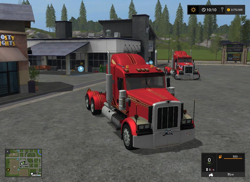 Truck Lizard v 1.0.1