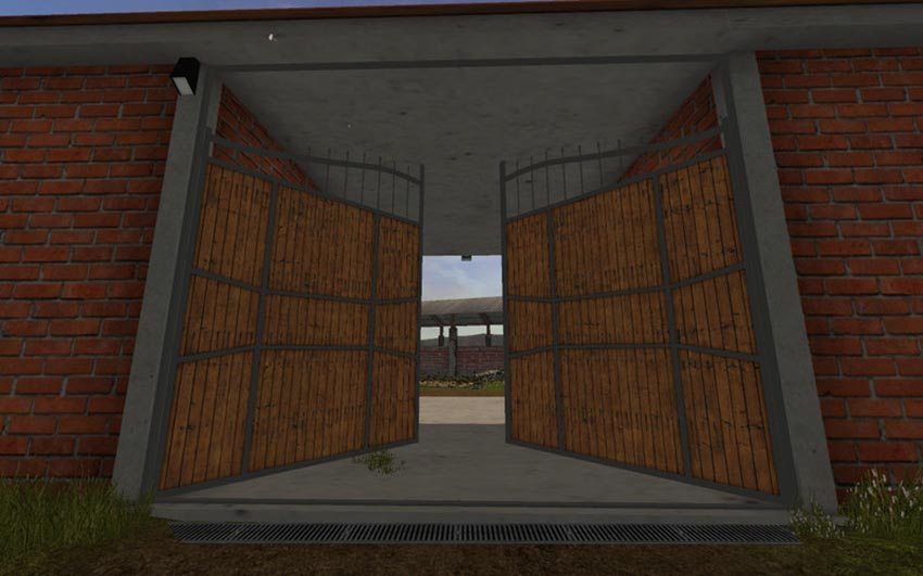 Yard gates v 0.1