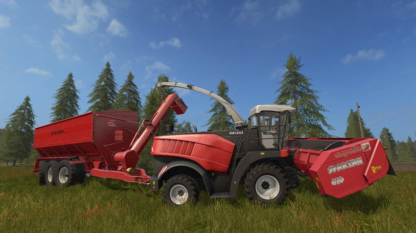 Bergmann GTW430 + Mod for more Filltypes and Colorpick v 1.0