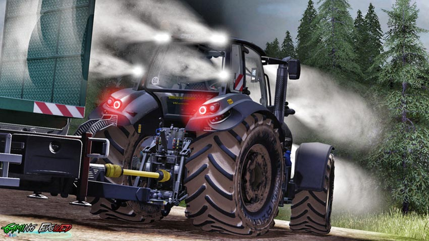 Deutz-Fahr TTV 72xx Series Warrior v 5.2 Beta