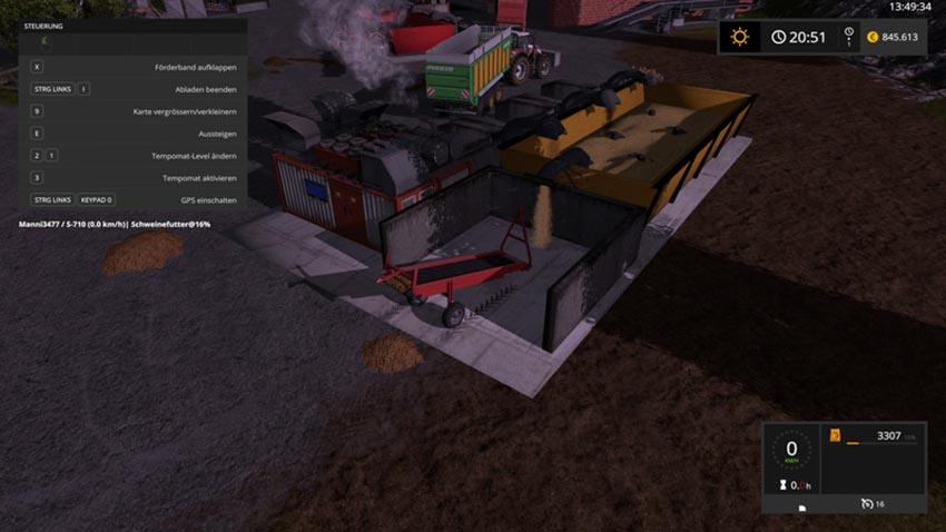 Feed mixer Pack Placeable V 1.0