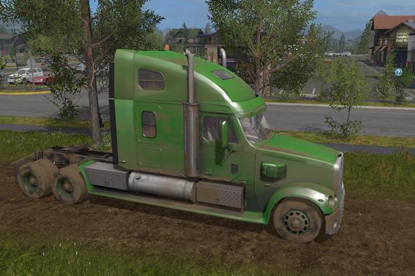 Freightliner coronado v 1.1