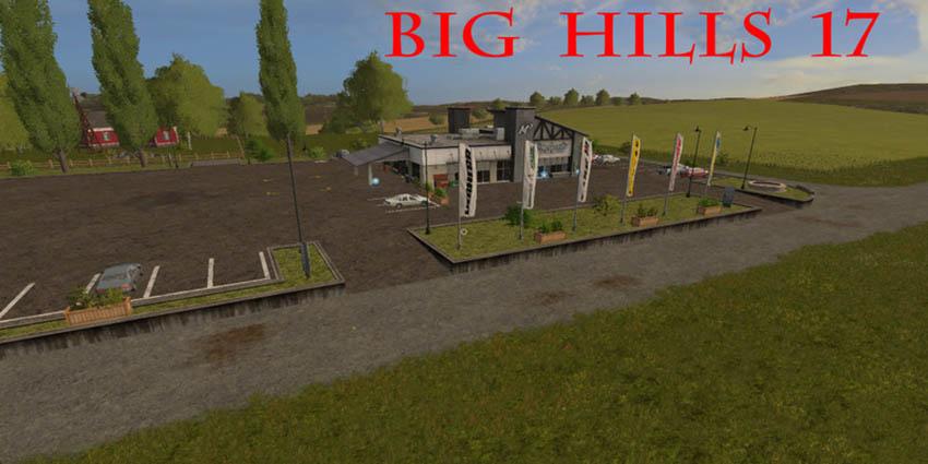 Hills Map 17 V 1.0