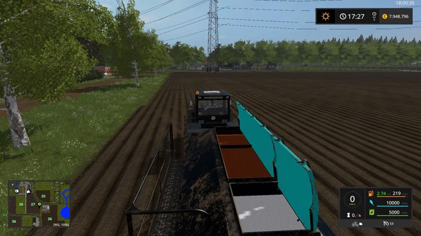 Horsch Maestro 12SW Edit V 1.4