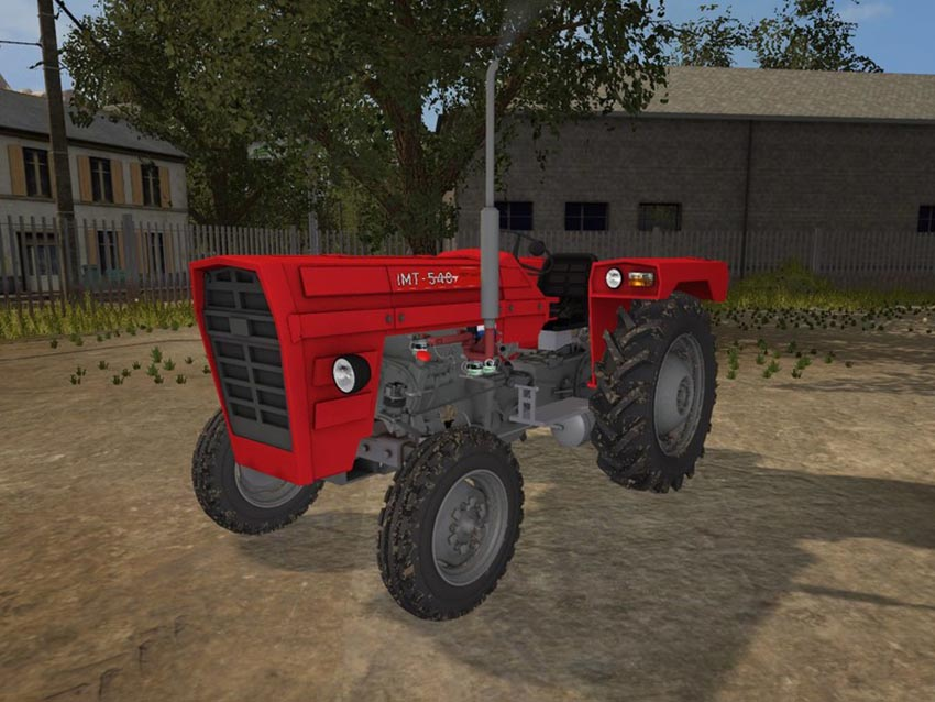 Imt 540 Deluxe V 1.0