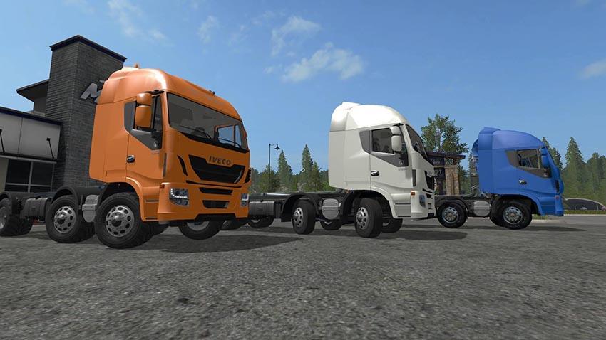 Iveco Hiway HKL 8x8 v 2.0