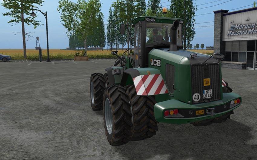 JCB 435 S modified V 1.0.0.1