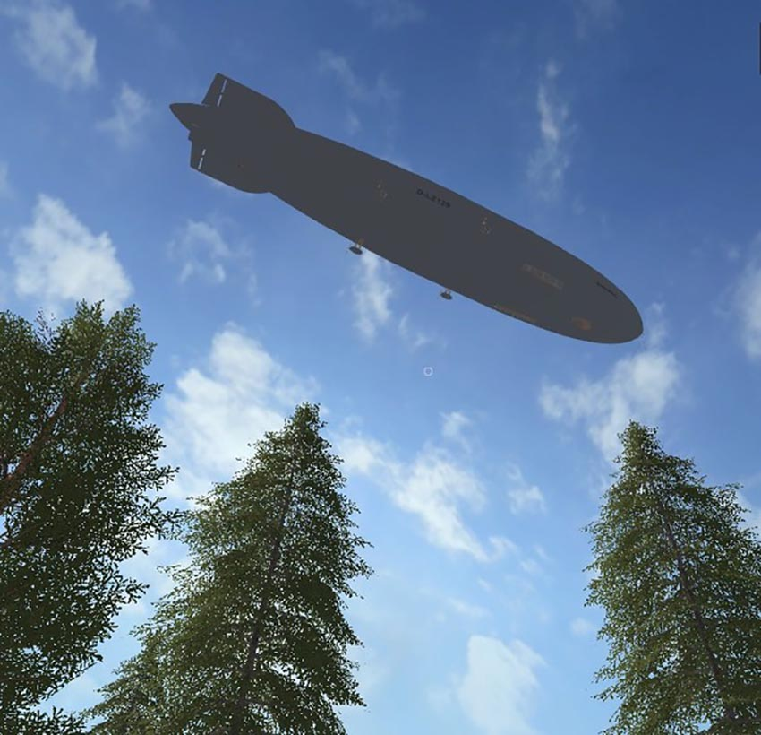 LZ-129 Hindenburg V 2.0