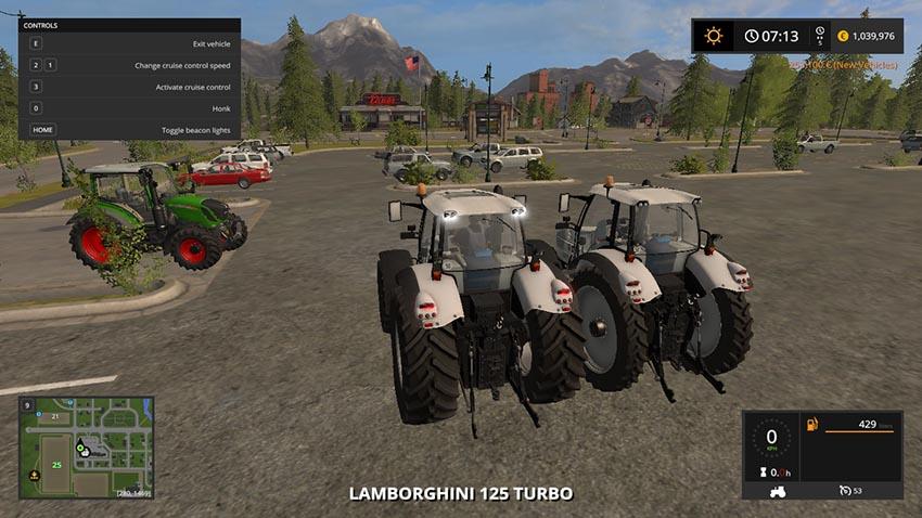 Lamborghini R6 125 Turbo v 1.17