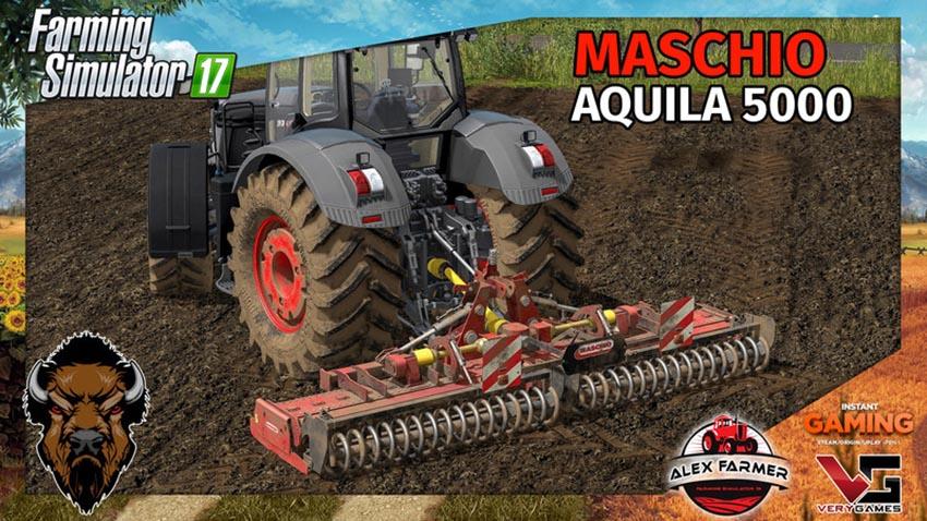 Maschio Aquila 5000 V 1.0