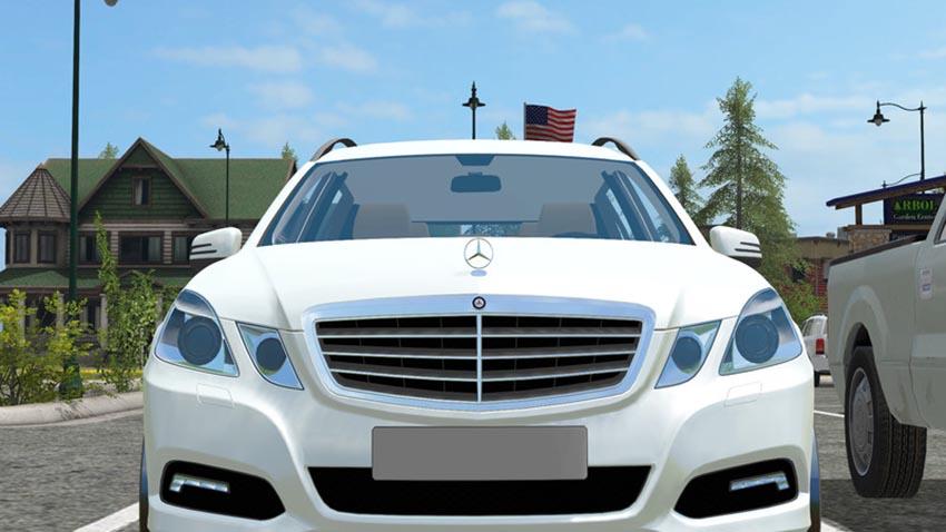 Mercedes-Benz E350 V 1.0