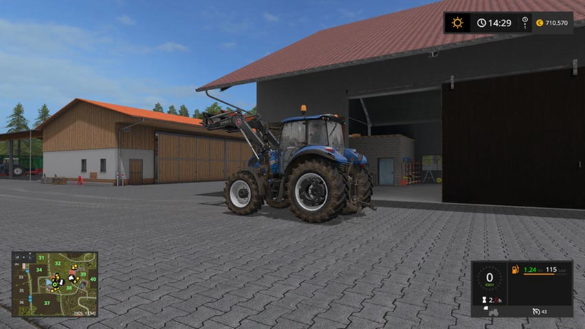 New Holland T5 V 1.0