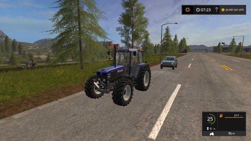 New Holland 8340 V 1.0