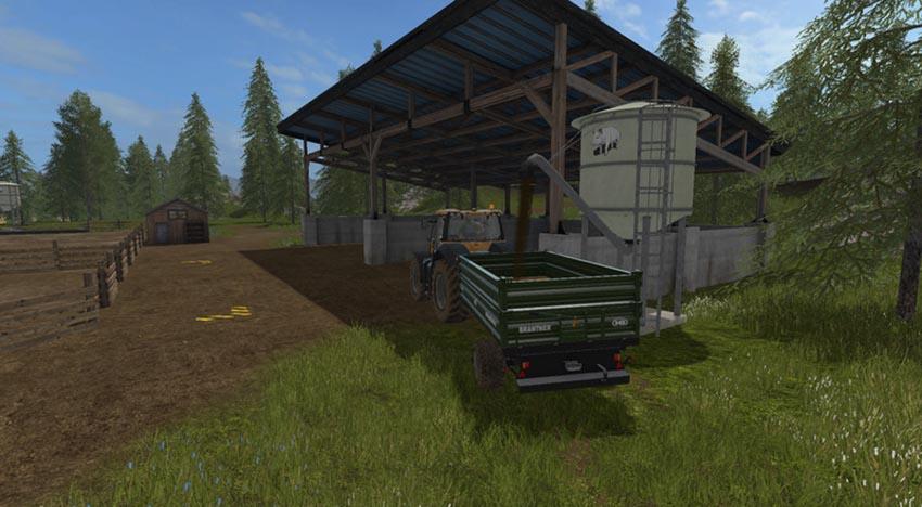 Pig feed silo V 1.1
