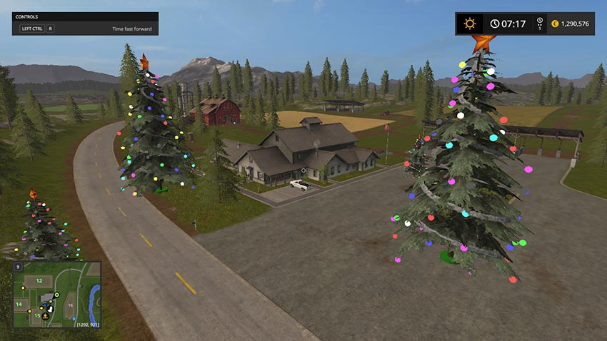 Placeable Christmas Tree V 1.0