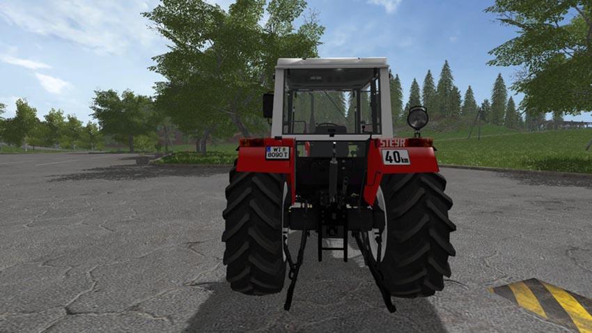STEYR 8090a Turbo SK2 V 1.0