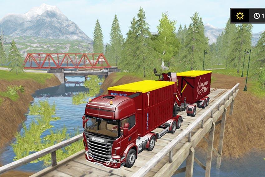 Scania R730 BRUCKS V 1.0