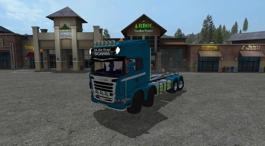 Scania R730 IT Runner V 1.0