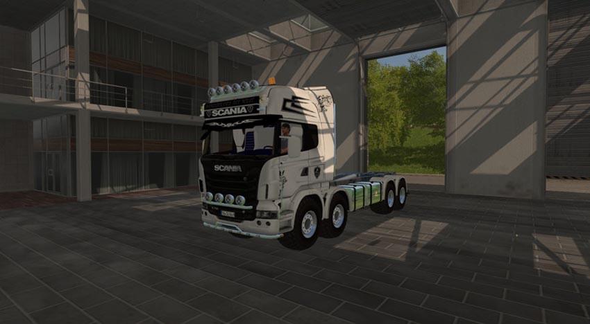 Scania r730 itrunner looking v 1.0