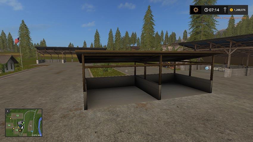 Small storage building V 1.0