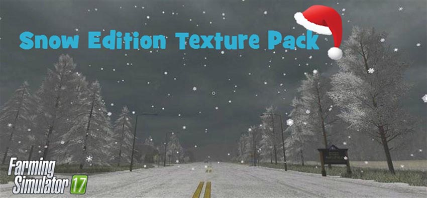 Snow Edition Texture Pack v 1.0