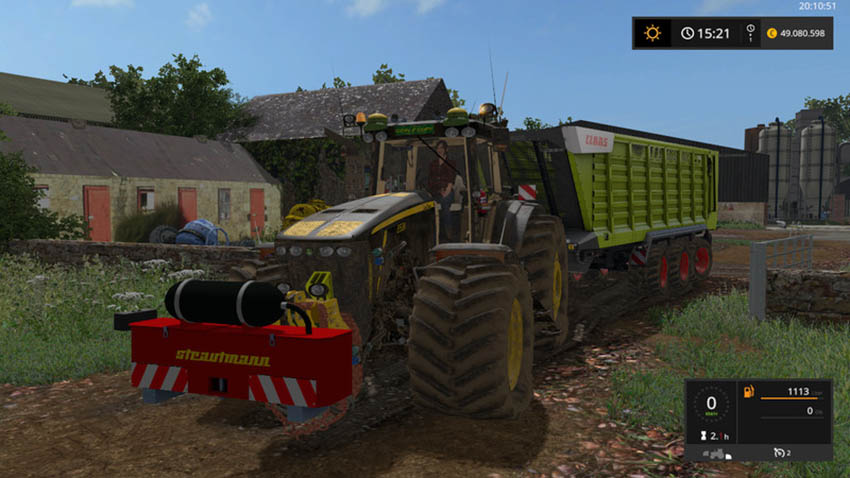Strautmann weight V 1.0