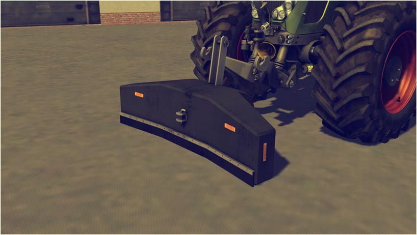 Suer ballast valve weight V 1.2