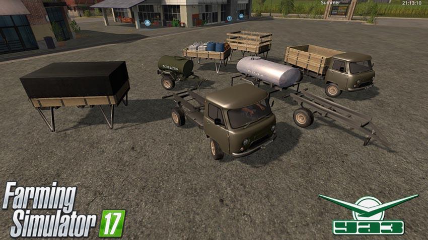UAZ Modular Set V 1.0