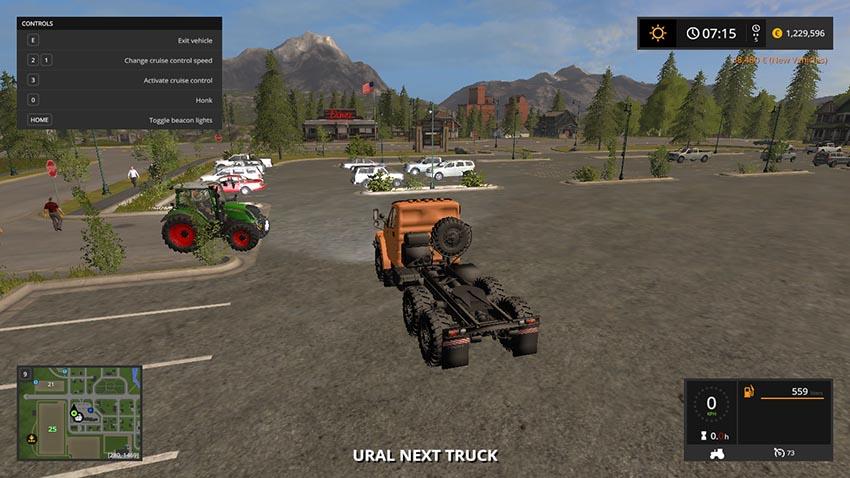 Ural NEXT v 2.0