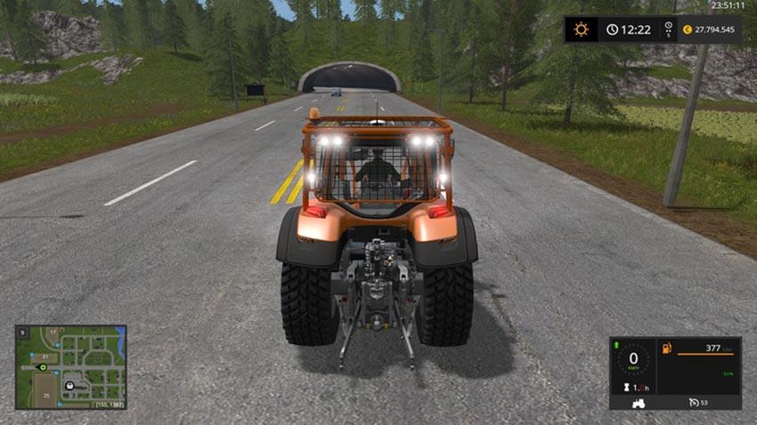 Valtra T Series V 1.0