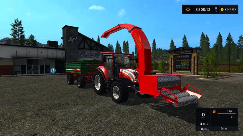 Wood Crusher V 1.0