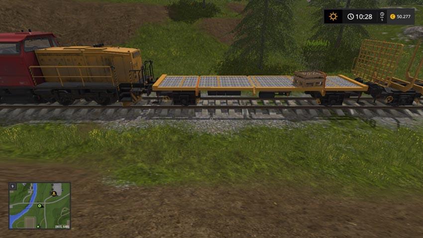 Pallet Wagon v 0.2