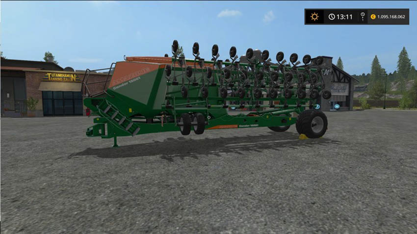 Amazone Condor 15001 Multifruit And Direktsaat v 1.1.0.1