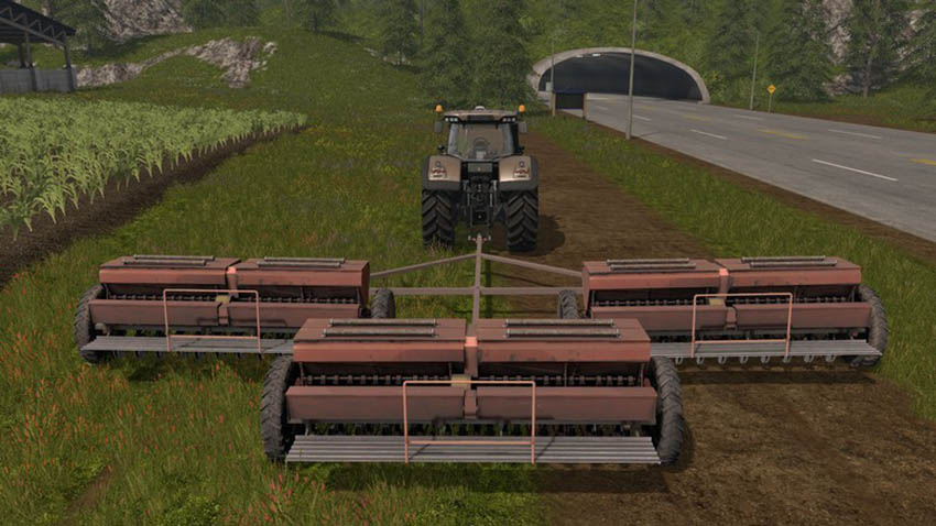 Astra SZT 3.6 And 2 couplers V 1.0