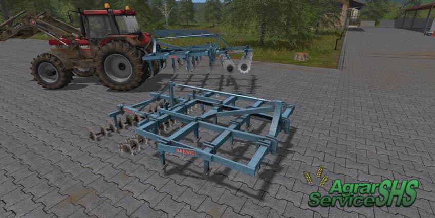 Brenig Cultivator V 1.0