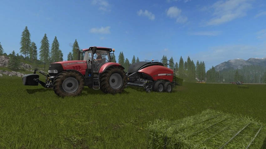 Case IH Baler Pack V 1.0.0.1