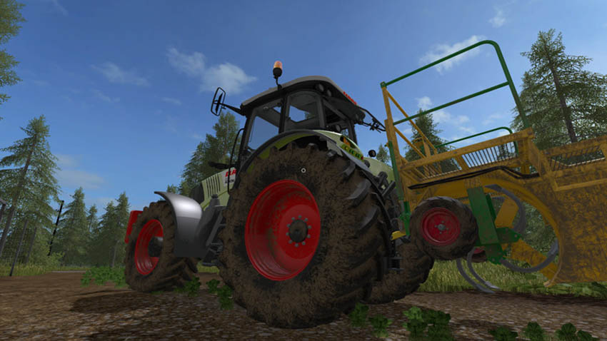 Claas Axion 800 810 830 850 V 1.0